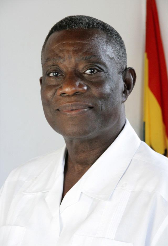 Professor Atta Mills_AMI