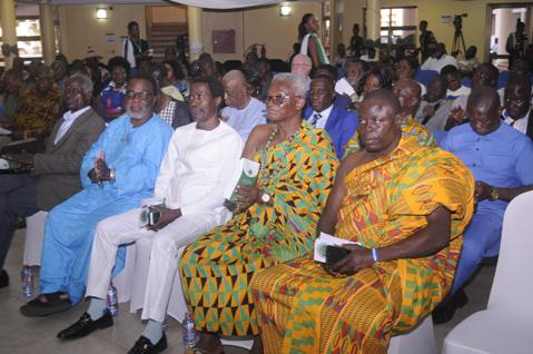 Atta-Mills Institute Hosts Maiden Seminar.